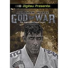 DIGITSU Abraham Marte Aggressive Closed Guard DVD Set